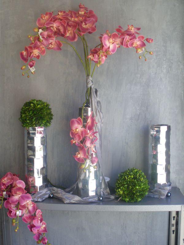 creations florales artificielles decoration florale artificielle. Black Bedroom Furniture Sets. Home Design Ideas