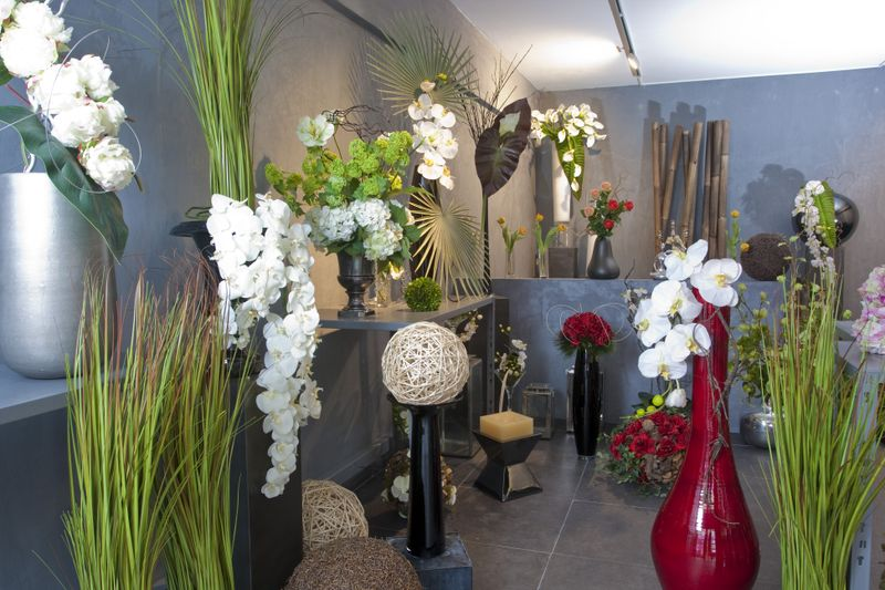 INTERIEUR SHOWROOM EVERIE CREATIONS Antibes