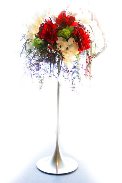 LIGNE Fleurs & Lumière - Medium Noël